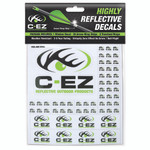 C EZ Reflective Wraps Green