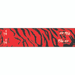Bohning Blazer Arrow Wrap Red Tiger 4 in. 13 pk.