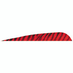 Gateway Barred Feathers Red 5 in. RW 50 pk.
