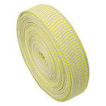 October Mountain VIBE Silencers White/Neon Yellow 85 ft. Roll
