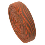 October Mountain VIBE Silencers Brown/Red 85 ft. Roll