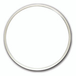 CBE Flat Glass Lens 1 5/8 in. 4X