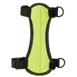 October Mountain Arm Guard Chartreuse