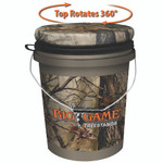 Muddy Spin Top Bucket Camouflage