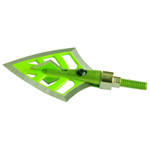 Dirt Nap Gear DRT Broadheads Double Bevel Green 100/125 gr.
