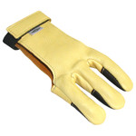 Neet DG-1L Shooting Glove Leather Tips Medium