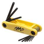 October Mountain Pro Shop Hex Wrench Set .050 - 3/16 in.