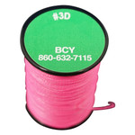 BCY 3D End Serving Neon Pink 120 yds.