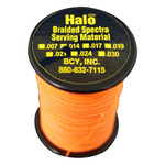 BCY Halo Serving Neon Orange .014 120 yds.