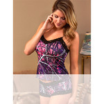 Wilderness Dreams Camisole Top Muddy Girl  X-Large