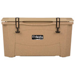 Grizzly RotoMolded Cooler Sandstone 60 qt.
