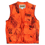 Gamehide Sneaker Big Game Vest Blaze Camouflage Medium