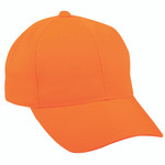 Outdoor Cap Hi-Vis Hat Blaze Orange One Size