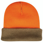 Outdoor Cap Reversible Beanie Camouflage/Blaze One Size