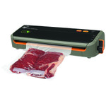 Food Saver Game Saver Outdoorsman Vacuum Sealer Black/Orange