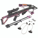 Carbon Express Covert Tyrant Huntress Crossbow Pkg.