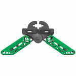 Pine Ridge Kwik Stand Bow Support Lime Green