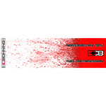 Bohning HD Arrow Wraps White Blood Splatter 13 pk.