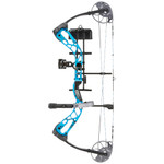 Diamond Edge SB-1 Bow Package Electric Blue Blaze 70 lb. RH