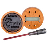 MAD Pot Belly Turkey Pot Call