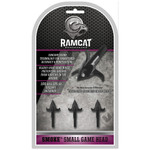 Ramcat Smoke Small Game Head 100 gr. 3 pk.