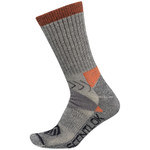 Scent-Lok Hiker Crew Sock Grey Medium