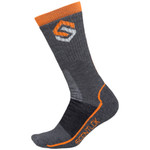 Scent-Lok Merino Hiking Sock Charcoal X-Large