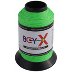 BCY X Bowstring Material Neon Green 1/8 lb.