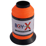 BCY X Bowstring Material Neon Orange 1/8 lb.