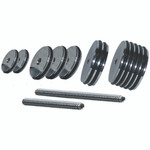 Dead Center Custom Balance Weight Kit Polished