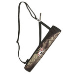 October Mountain No Spill Hip and Back Quiver Camo RH/LH