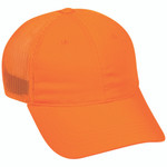Outdoor Cap Mesh Back Hat Low Profile Blaze