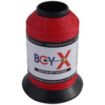 BCY X Bowstring Material Red 1/8 lb.