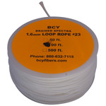 BCY Size 23 Loop Rope White 100 ft.