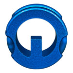 Precision Peeps Peep Sight Blue 5/16in.