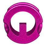 Precision Peeps Peep Sight Fire Fuschia 5/16in