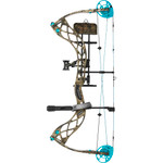 Diamond Carbon Knockout Bow Package Mossy Oak Country 40 lb. RH