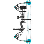 Diamond Carbon Knockout Bow Package Carbon Fiber 40 lb. LH