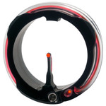 Axcel Curve Fire Ring Pin Red .019