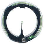 Axcel Curve Fire Ring Pin Green .029