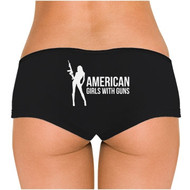 AGG Boyshorts (Black)