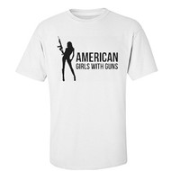 AGG Men's Camera Crew Tee - Silhouette