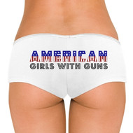 AGG Boyshorts (White)
