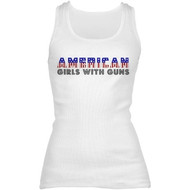 Women's Ribbed Tank - SEASONAL SALE!