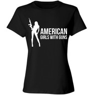 Women's AGG Tee (Black) - ON SALE!