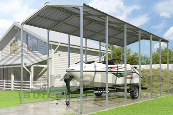 VersaTube Grand Series Carports