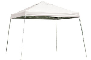 12x12 Slant Leg Pop-Up Canopy