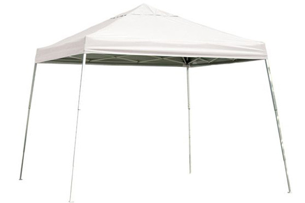 12x12 Slant Leg Pop Up Canopy Shelters Of New England