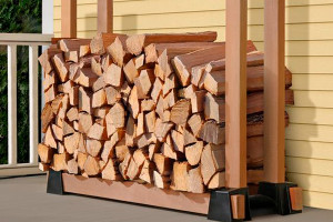 LumberRack Firewood Bracket Kit