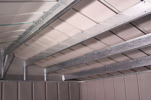 Roof Strengthening Kit for 10x13 & 10X14 (except:  Swing Door units)